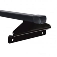 Багажник на крышу Delta для Chevrolet TrailBlazer 2012-2015, прямоугольные дуги