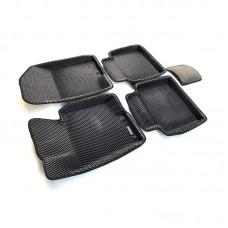 Коврики Euromat 3D EVA с бортиками для Toyota Land Cruiser Prado 150 2010-2014, Lexus GX460 2010-2014