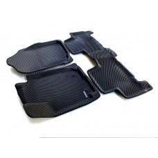 Коврики Euromat 3D EVA с бортиками для Toyota Rav 4 2006-2013