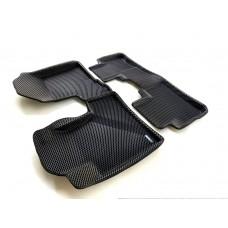 Коврики Euromat 3D EVA с бортиками для Honda CR-V 2006-2012