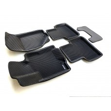 Коврики Euromat 3D EVA с бортиками для Kia Ceed 2006-2012, Kia Cerato 2010-2012, Hyundai i30 2009-2011, Hyundai Elantra 2006-2008