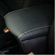 Подлокотник Carl Steelman для Datsun mi-DO 2014-2019, с подстаканником